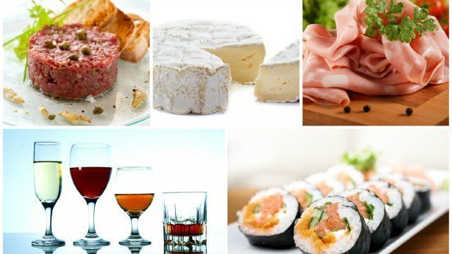 foods to avoid during pregnancy our top 8