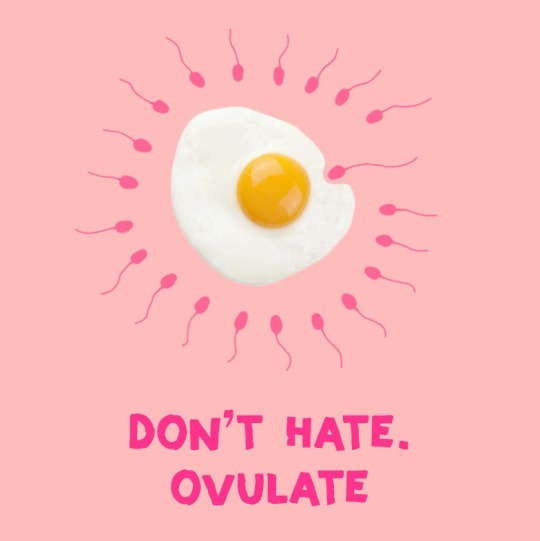 dont hate ovulate