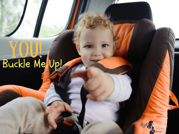 You, Buckle Me Up!