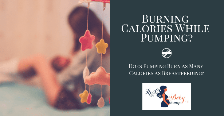 Does Pumping Burn as Many Calories as Breastfeeding